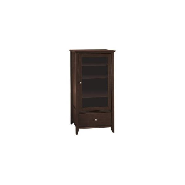Bush Furniture Sonoma Audio Cabinet