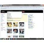 Excite also offers searches for news items as well as images and video.