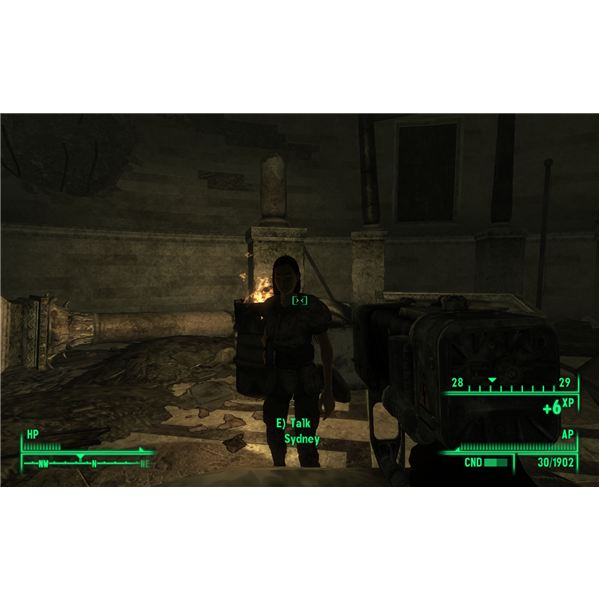 Fallout 3 Walkthrough - Stealing Independence - Syndey and You