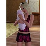 The Sims 3 Baby