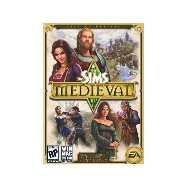 Guide to What The Sims Medieval Limited Edition Includes