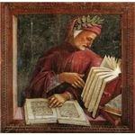 Dante Luca, the father of modern Italian.