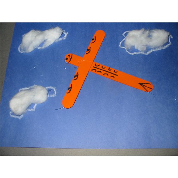 Preschool lesson on airplanes part of a transportation theme for Transportation crafts for preschoolers