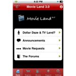 Movie Land iPhone