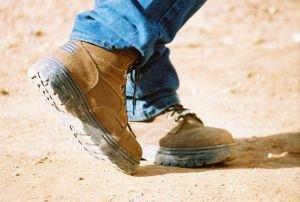 Men's Footgear Is Just as Important as Women's