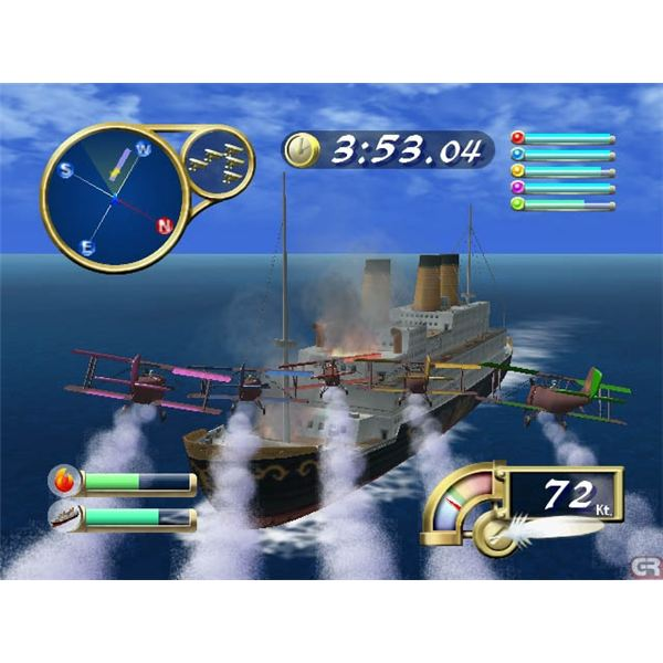 Top 5 Flight Simulator Combat Games for the Wii -- Up