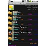 Astro File Manager Backup Folder