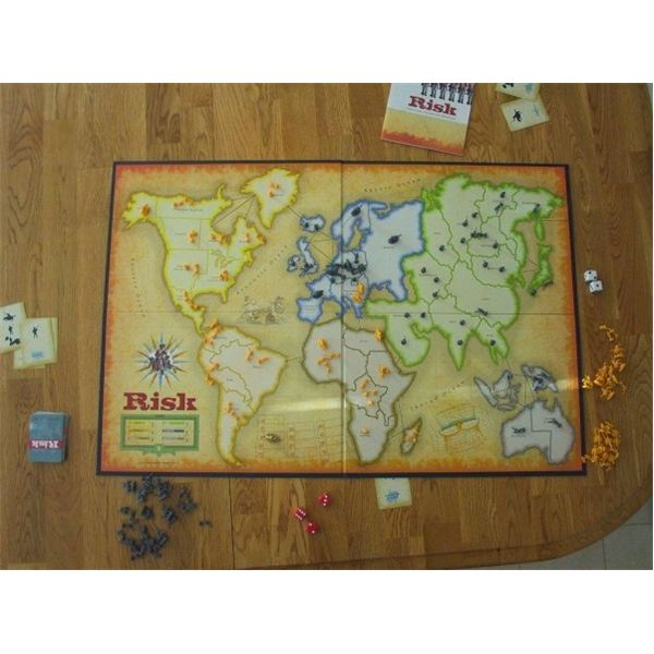 Free Risk PC Game Online