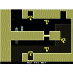 Timing and proper use of the flip function are key to succeeding in VVVVVV.