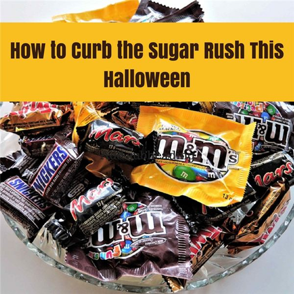How to Curb the Sugar Rush This Halloween
