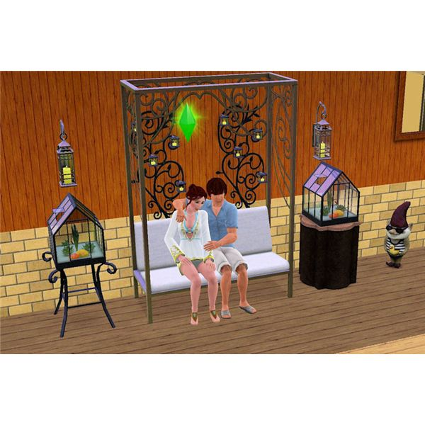 The Sims 3 Outdoor Living Stuff new items