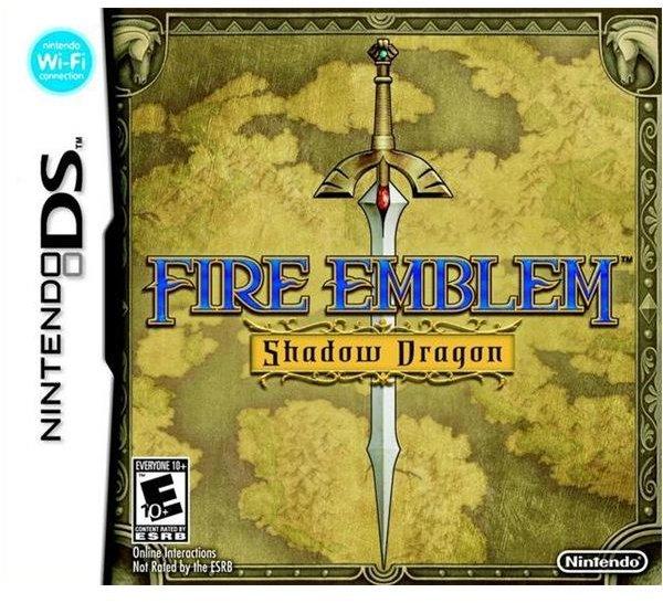 Fire Emblem DS Review - Fire Emblem: Shadow Dragon