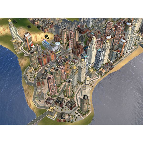Time to head back to SimCity Societies