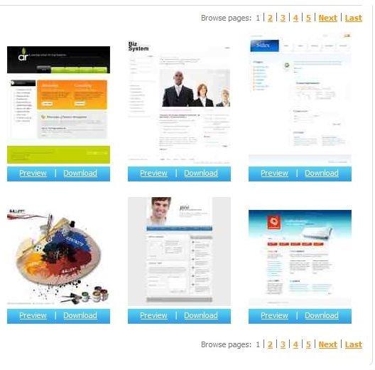 freewebtemplates