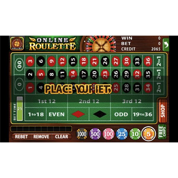 The Roulette for Android