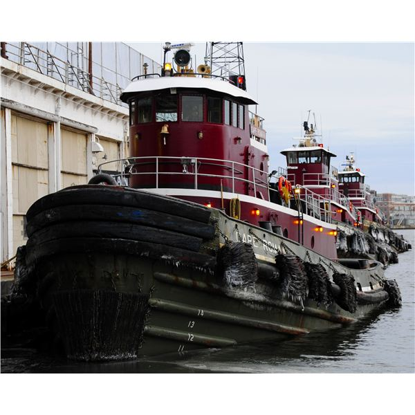 Special Tugboat