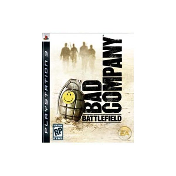 A Review of Battlefield: Bad Company for the Sony PlayStation 3 Game Console
