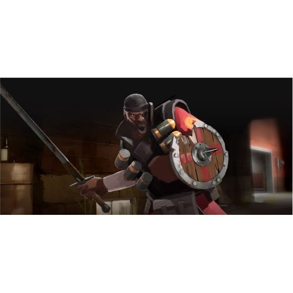Team Fortress 2 Critical Guide To The New Demoman Weapons