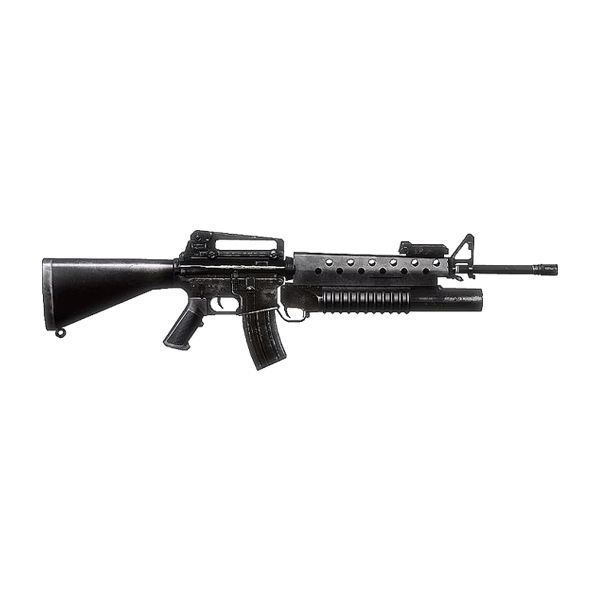 Bad Company 2 M16A2 Assault Rifle