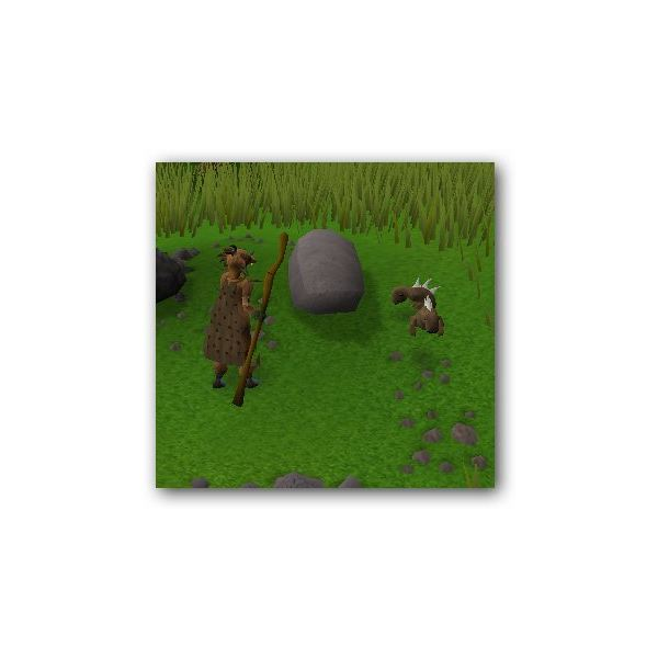 Prickly Kebbit in Runescape