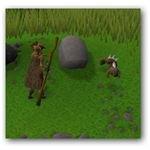 Prickly Kebbit in Runescape