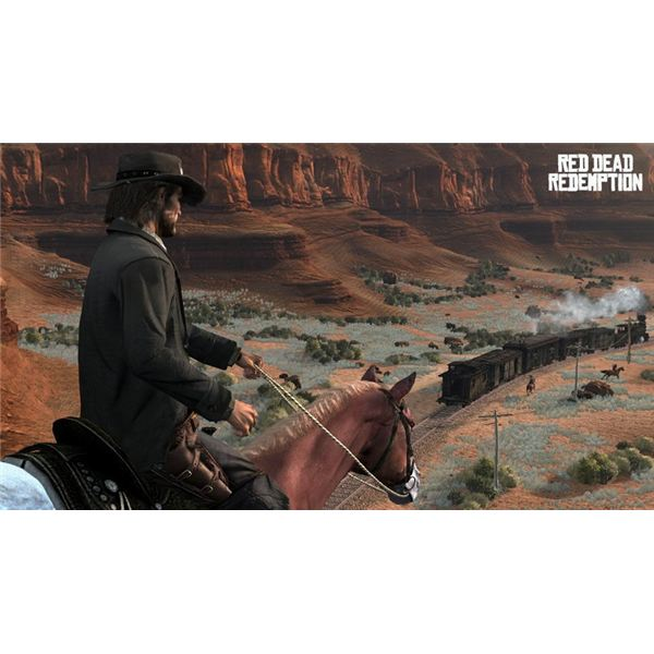 ew Red Dead Redemption Mount