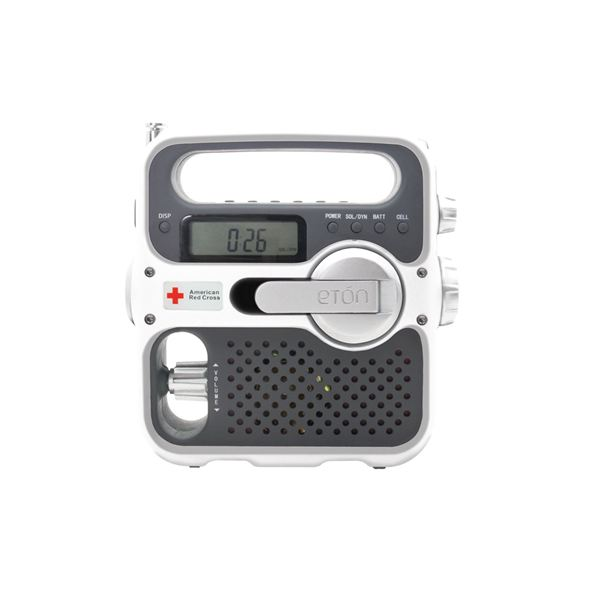 Solar Power Radio: Review of The Eton American Red Cross ARCFR360W Solar Powered Radio