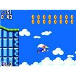 Hang gliding added a nice layer of depth to the gameplay in Sonic 2 for the Master System.