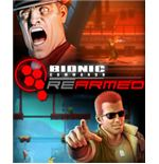 Bionic Commando Rearmed Box Art 2008