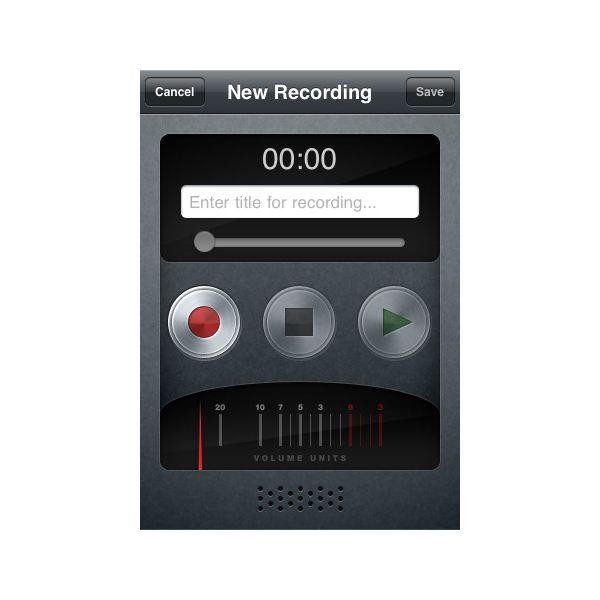 iphone voice recorder best iphone apps for recording voice tracks iphone dictaphone 12446