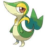 Pokemon White Starter Evolution Chart