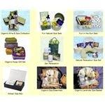 Spa Gift Baskets - face cloths at Ecoexpress.com