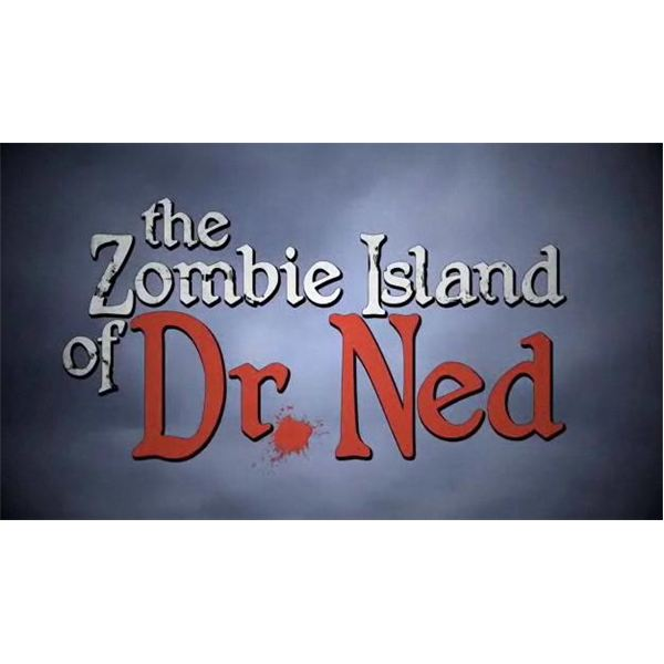 The Zombie Island of Dr. Ned - A Borderlands Walkthrough for the XBOX 360