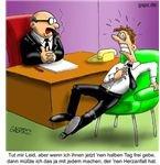 Herzanfall am Arbeitsplatz - Heart Attack at Work