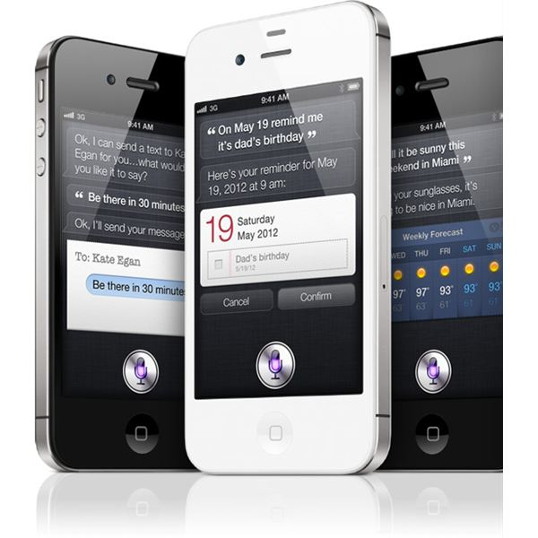 iPhone 4S - Siri