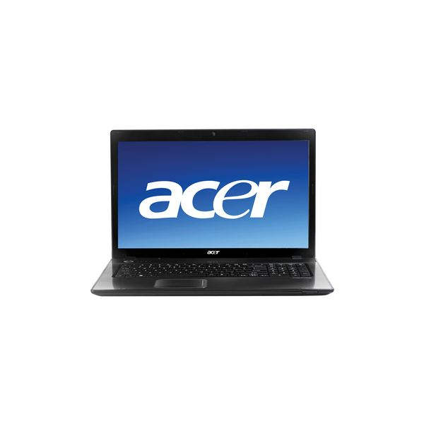 Acer AS7551-3634 best deal on a 17 inch laptop computer