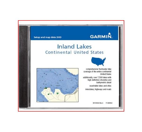 Garmin MapSource CD