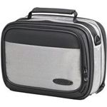 Portable DVD Player Case With Integrated Storage