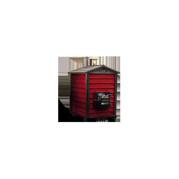 Outdoor Wood Pellet or Corn Furnace_WoodMaster