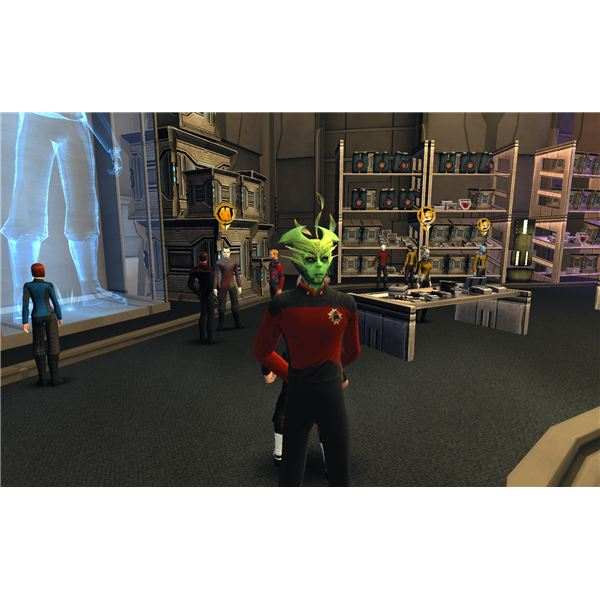 Star Trek Online Uniforms: Unlockable Outfits and Wrath of Khan Uniform Code