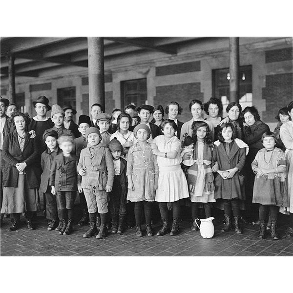 Immigration During the 1920s: High School History Lesson