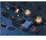 Starcraft 2 Thor - Thors launching missiles against Zerg