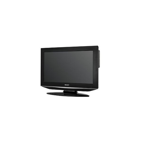Sharp LC26DV24U 26-Inch 720p LCD HDTV with Built-in DVD Player