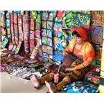 Kuna Indian woman in Panama 100 2416