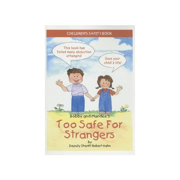 Three Books to Teach Preschool Safety Lesson Plans