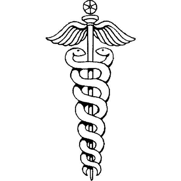 caducea, symbol of medicine