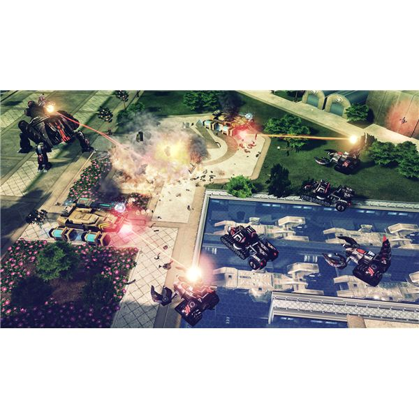 Command and Conquer 4 Review