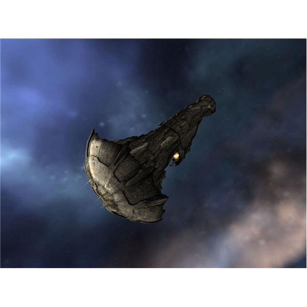 Introducting the Eve Online Titan Class Ships
