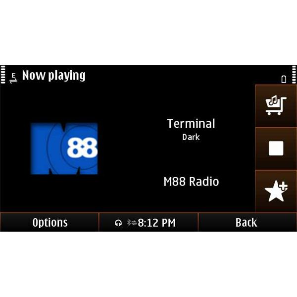 Nokia Internet Radio