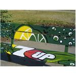 Pop Art Bench Example 3